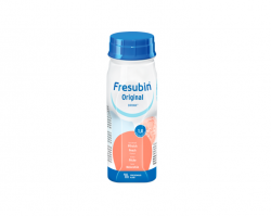 FRESUBIN ORIGINAL DRINK, EasyBottle, piersici, 200 ml x 4 flacoane