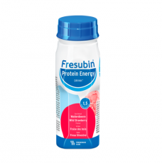 FRESUBIN PROTEIN ENERGY DRINK, EasyBottle, fragi, 200 ml x 4 flacoane