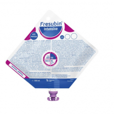 FRESUBIN INTENSIVE, EasyBag, 500 ml x 1 punga